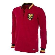Copa Belgien 1954 Long Sleeve Retro Shirt