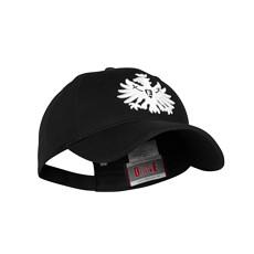 Eintracht Frankfurt Cap Basic schwarz