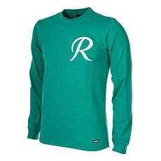 Copa SK Rapid Wien 1956/57 Long Sleeve Retro Shirt