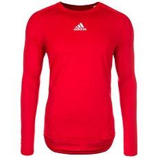 Adidas Trainingsshirt AlphaSkin Sport rot