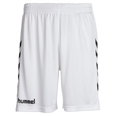 hummel Shorts Core Poly weiß