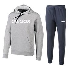 Adidas Trainingsanzug MTS Core blaugrau/grau