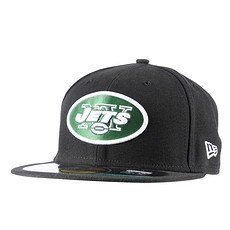 New Era New York Jets Cap Onfield 59FIFTY schwarz