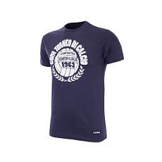 Copa T-Shirt Copa Torneo Di Calcio Kinder blau