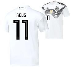 Adidas Deutschland WM 2018 DFB Trikot Heim REUS Kinder