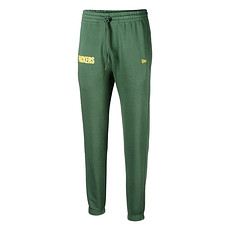 New Era Green Bay Packers Jogginghose Wordmark grün