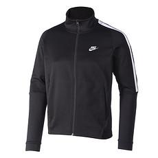 Nike Trainingsjacke N98 Schwarz/Weiß