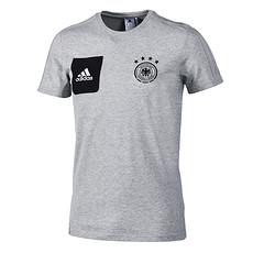 Adidas DFB Deutschland T-Shirt Staff Grau