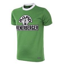 Copa SK Rapid Wien 1976/77 Short Sleeve Retro Shirt