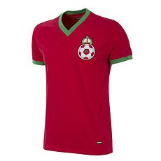 Copa Marokko 1970 Short Sleeve Retro Shirt