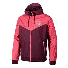 Nike FC Barcelona Windrunner Colourblock Bordeaux