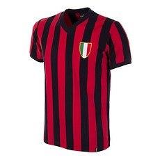 Copa AC Mailand 1960's Short Sleeve Retro Shirt