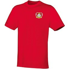 Jako Bayer 04 Leverkusen T-Shirt Team Kinder rot