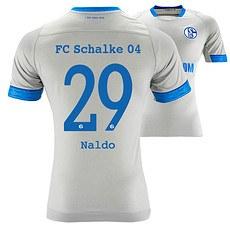 Umbro FC Schalke 04 Auswärts Trikot NALDO 2018/2019 Kinder
