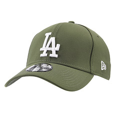 New Era Los Angeles Dodgers Cap 39THIRTY Clean Team oliv