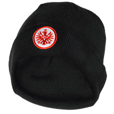 Eintracht Frankfurt Beanie Classic schwarz