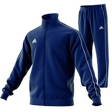Adidas Trainingsanzug Core 18 Dunkelblau