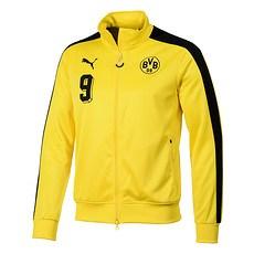 Puma Borussia Dortmund Trainingsjacke T7 PUMA Gelb