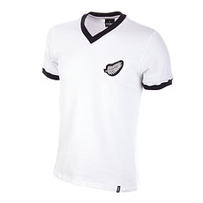 Copa Neuseeland WC 1982 Short Sleeve Retro Shirt