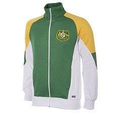 Copa Australien 1991 Retro Jacke grün/weiß