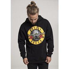 MERCHCODE Hoodie Guns n' Roses Logo schwarz