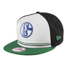 New Era FC Schalke 04 Cap A-Frame 9Fifty