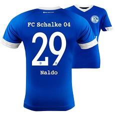 Umbro FC Schalke 04 Trikot Heim NALDO 2018/2019 Kinder