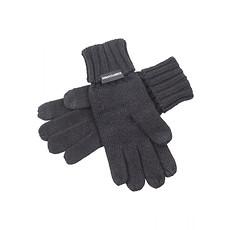 URBAN CLASSICS Handschuhe Knit schwarz