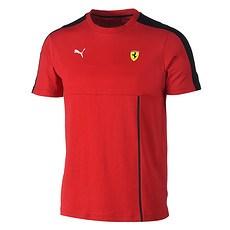 Puma Ferrari T-Shirt T7 rot
