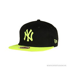 New Era New York Yankees Cap 9FIFTY Neon Pop schwarz/gelb