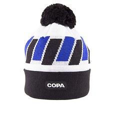 Copa Beanie Lothar schwarz/blau
