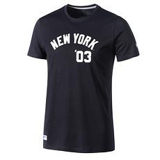 New Era New York Yankees T-Shirt Script navy