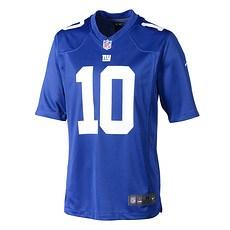 Nike New York Giants Trikot Heim MANNING 10 Blau
