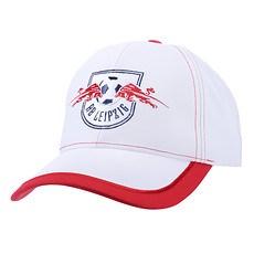 RB Leipzig Cap Home 3C weiß/rot