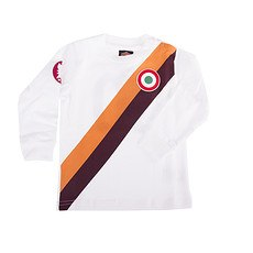 Copa AS Rom My First Football Long Sleeve Away Shirt