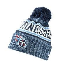 New Era Tennessee Titans Bommelmütze Sport blau