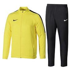 Nike Trainingsanzug Academy 18 Gelb/Schwarz