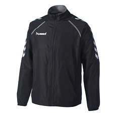 hummel Trainingsjacke Stay Authentic Micro schwarz