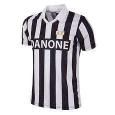 Copa Juventus Turin 1992/93 Short Sleeve Coppa UEFA Retro Shirt
