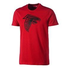 New Era Atlanta Falcons T-Shirt Fan Pack rot