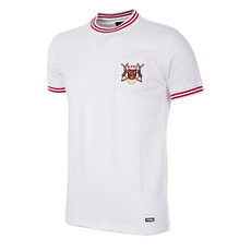 Copa Nottingham Forest 1966/67 Away Short Sleeve Retro Shirt