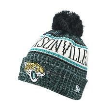 New Era Jacksonville Jaguars Bommelmütze Sport schwarz