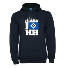 Hamburger SV Hoodie Skyline Hamburg Kinder