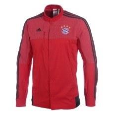 Rote FC Bayern München Jacke von Adidas