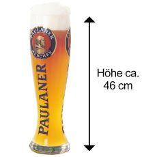 Paulaner Weißbierglas 3 Liter