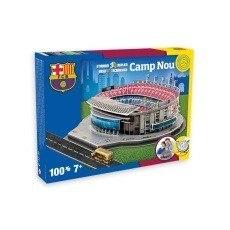 nanostad 3D Stadion Puzzle Nou Camp Barcelona