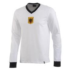 Copa Deutschland DFB Retro Heim Langarm Shirt WM 1970