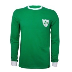 Copa Irland 1960's Long Sleeve Retro Shirt