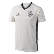 Adidas Deutschland DFB T-Shirt Staff Kinder EM 16 Weiß