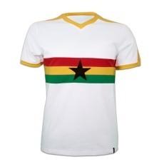 Copa Ghana 1980's Short Sleeve Retro Shirt